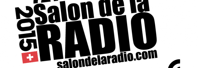 Une radio au Salon de la Radio